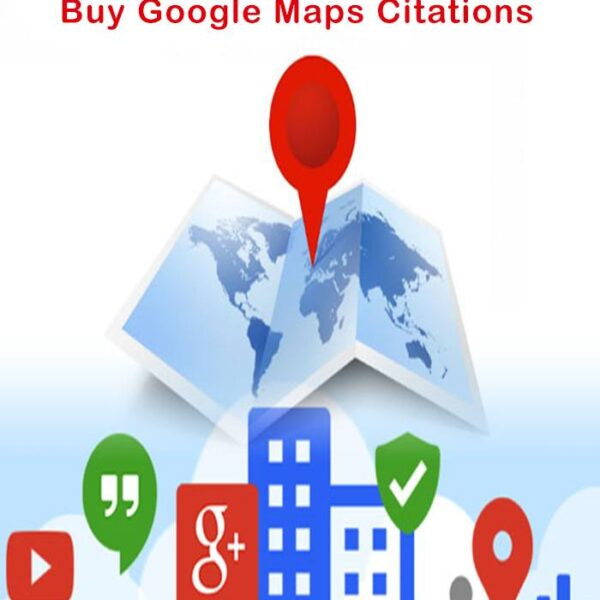 Buy Google Maps Citation
