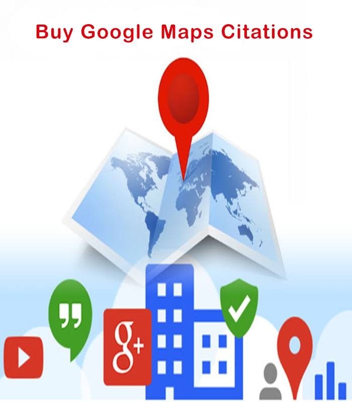 Buy Google Maps Citation