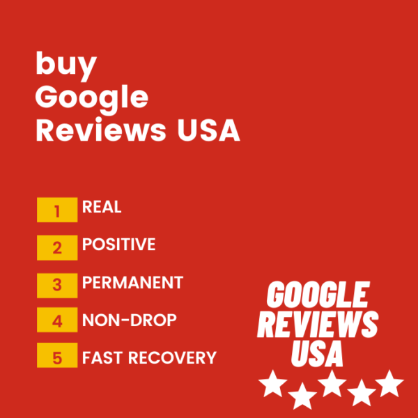 Buy google reviews usa