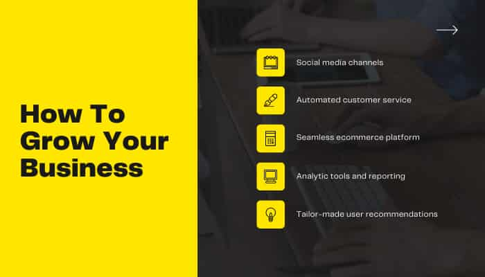10 way to grow your business